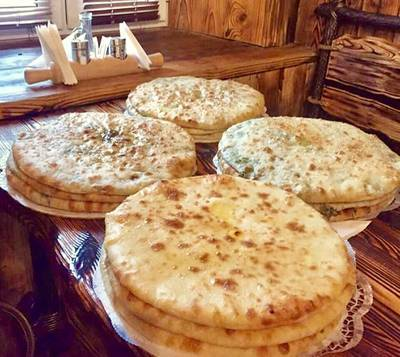 Уалибах (пирог с сыром)